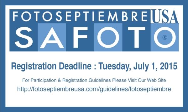fotoseptriembre deadline